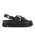 McQ Alexander McQueen Women's Stoke Bullet Sandals - Black: Image 1