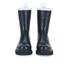 Ilse Jacobsen Women's Contrast Short Rubber Boots - Dark Indigo: Image 2