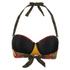 Paolita Women's Golden Gate Empire Bikini Top - Multi: Image 3