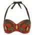 Paolita Women's Golden Gate Empire Bikini Top - Multi: Image 1