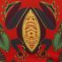 Paolita Women's Golden Gate Empire Bikini Top - Multi: Image 4