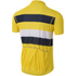 Le Coq Sportif Performance Classic N2 Short Sleeve Jersey - Yellow: Image 2