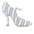 Vivienne Westwood Women's Mary Jane Heeled Shoes - Cream/Navy: Image 1