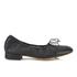 Vivienne Westwood Women's Fonteyn Ballet Flats - Black: Image 1