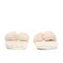 UGG Women's Fluff Flip Flop II Slippers - Natural: Image 4
