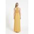 Samsoe & Samsoe Women's Edda Long Dress - Gold Fusion: Image 3