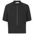 Samsoe & Samsoe Women's Hood Shirt - Black: Image 1