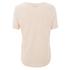 Samsoe & Samsoe Women's Agnes T-Shirt - Cameo Rose: Image 3