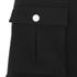 Karl Lagerfeld Women's Karl Denim Flare Skirt - Black: Image 3
