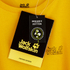 Jack Wolfskin Men's Paw T-Shirt - Burley Yellow: Image 4