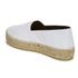 KENZO Women's Platform Espadrilles - White: Image 3