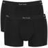 Paul Smith Accessories Men's 2 Pack Boxer Shorts - Black: Image 1