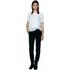 Designers Remix Women's Rion Knot T-Shirt - White: Image 2