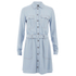 Designers Remix Women's Nova Dress - Light Blue: Image 1