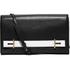 MICHAEL MICHAEL KORS Women's Chelsey Clutch Bag - Black/White: Image 1