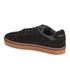 DC Shoes Men's Notch SD Low Top Trainers - Black/Gum: Image 4