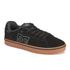 DC Shoes Men's Notch SD Low Top Trainers - Black/Gum: Image 2