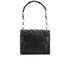Karl Lagerfeld Women's K/Kuilted Mini Handbag - Black: Image 6
