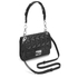 Karl Lagerfeld Women's K/Kuilted Mini Handbag - Black: Image 3