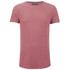 Tommy Hilfiger Men's Crew Neck Pocket T-Shirt - Cranberry: Image 1
