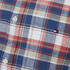 Tommy Hilfiger Men's French Check Short Sleeve Shirt - Dutch Navy: Image 3