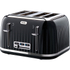 Breville VTT476 Impressions Collection Toaster - Black: Image 1