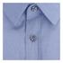 MSGM Men's Side Stripe Shirt - Blue: Image 3