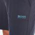 BOSS Hugo Boss Men's Sweat Shorts - Navy: Image 5