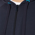 BOSS Hugo Boss Men's Zipped Hoody - Navy: Image 6