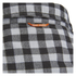 BOSS Orange Men's Edoslime Flannel Check Shirt - Black: Image 6