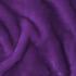 Luxurious Mink Faux Fur Throw - Grape: Image 2