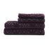 Highams 100% Egyptian Cotton 4 Piece Luxury Jacquard Towel Bale Set (500gsm) - Lilac: Image 1
