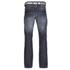 Crosshatch Men's New Baltimore Denim Jeans - Dark Wash: Image 2