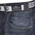 Crosshatch Men's New Baltimore Denim Jeans - Dark Wash: Image 3