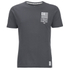 Crosshatch Men's Formalhaut Back Print T-Shirt - Magnet: Image 1