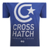 Crosshatch Men's Carinae T-Shirt - Surf The Web: Image 3