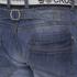 Crosshatch Men's New Baltimore Denim Jeans - Light Wash: Image 4