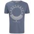 Crosshatch Men's Sunrise T-Shirt - Vintage Indigo: Image 1