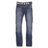 Crosshatch Men's New Baltimore Denim Jeans - Mid Wash: Image 1