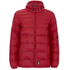 Crosshatch Men's Quilted Rabble Jacket - Samba Red: Image 1