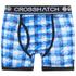 Crosshatch Men's Pixflix 2-Pack Boxers - Directoire Blue: Image 2