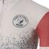 Le Coq Sportif Men's Paris Roubaix Pro Short Sleeved Jersey - White: Image 3