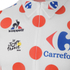 Le Coq Sportif Children's Tour de France 2016 King of the Mountains Official Jersey - Polka Dot: Image 3