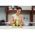 Zing Anything Zingo Water Infusing Bottle - Green: Image 4