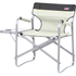Coleman Deck Chair with Table - Khaki: Image 1