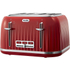 Breville Impressions Collection Kettle and Toaster Bundle - Red: Image 6