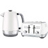 Breville Strata Collection Kettle and Toaster Bundle - White: Image 1