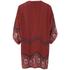 MINKPINK Women's Rosewater Open Armhole Kimono Cape - Multi: Image 2