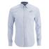 Scotch & Soda Men's Poplin Shirt - Blue: Image 1