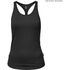 Better Bodies Women's T-Back Tank Top - Black: Image 1
